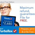 Free Federal Edition of Intuit TurboTax