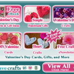 Free Favecrafts Valentine's Day Crafts eBook