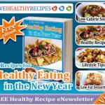 Free Fave Healthy Recipes eBook