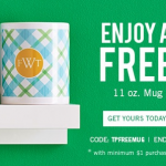 Tiny Prints: Free Photo Mug