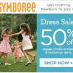 Gymboree Dress Sale: 50% off