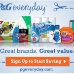 Free P&G Everyday Newsletter