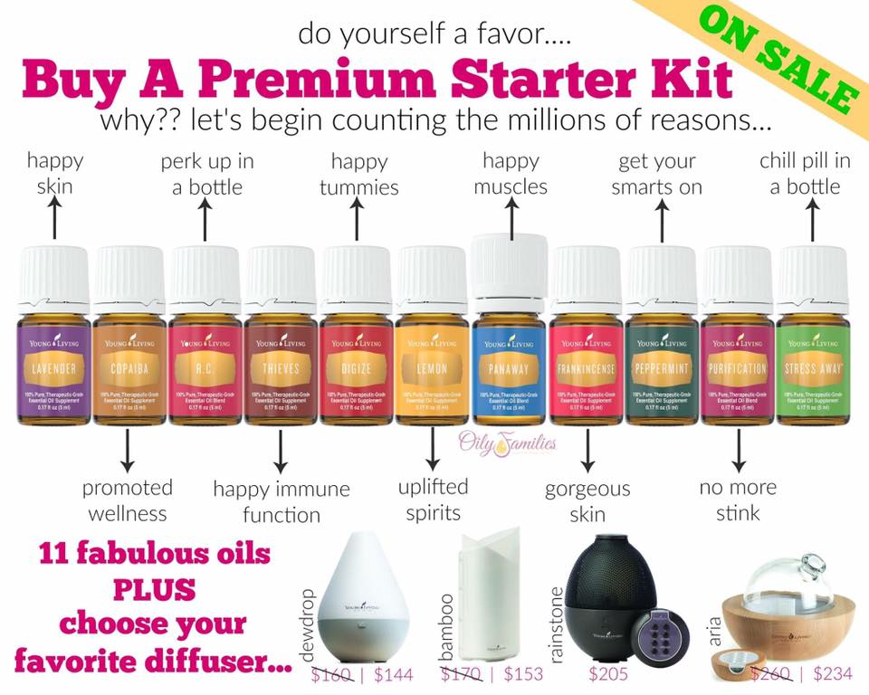 Young Living PSK 10 percent Sale | AmyLovesIt.com