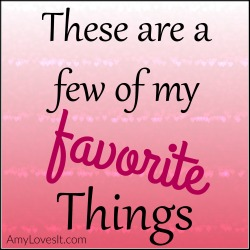 2016_02 Favorite Things Small
