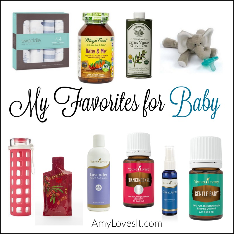 2016_02 My Favorites for BABY