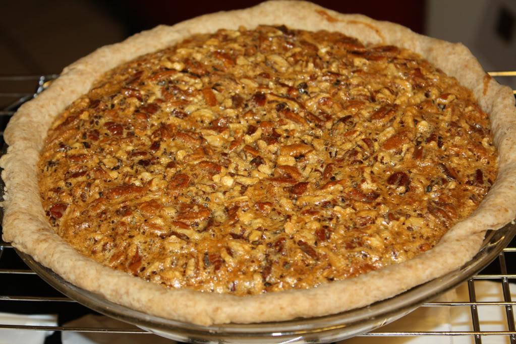Pecan pie for my Sweetie!