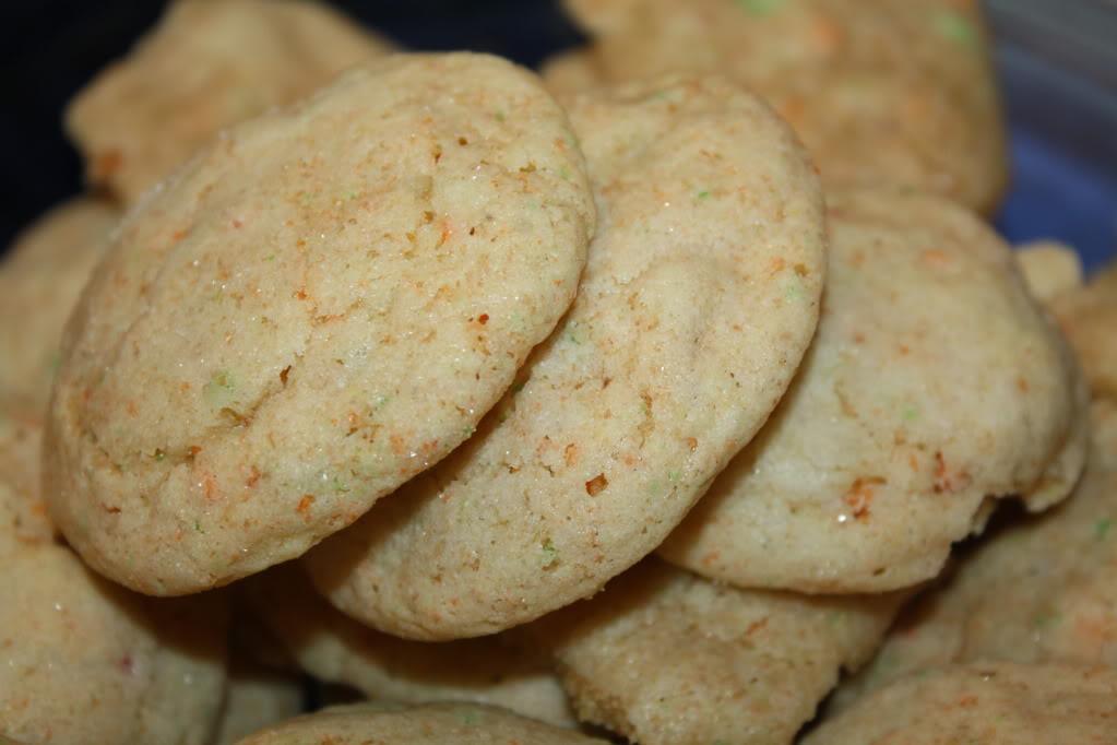 Apple Jacks Sugar Cookies