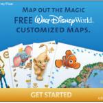 Disney Map
