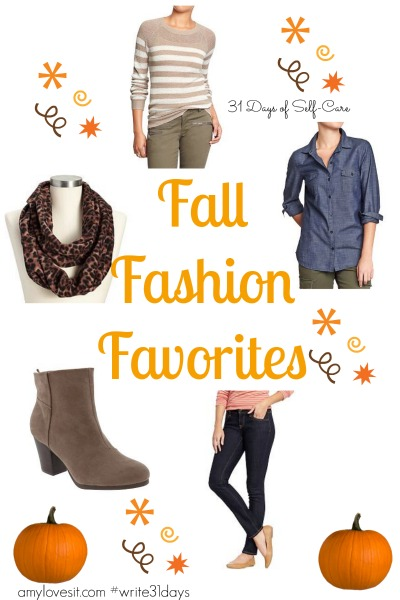 Fall Fashion Favorites | AmyLovesIt.com #write31days