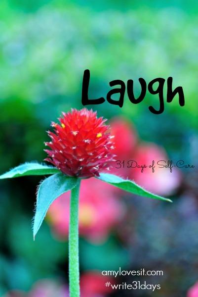 Laugh   AmyLovesIt.com #write31days