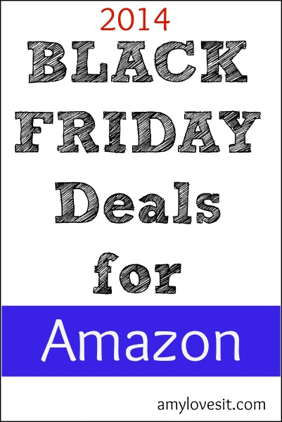 Amazon Black Friday Deals | AmyLovesIt.com