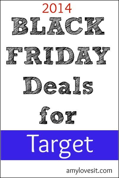 Target Black Friday Ad