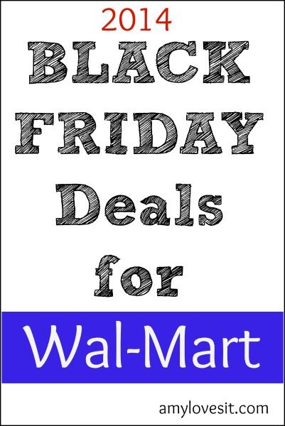 Wal-Mart Black Friday Ad