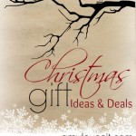 Christmas Gift Ideas and Deals Banner