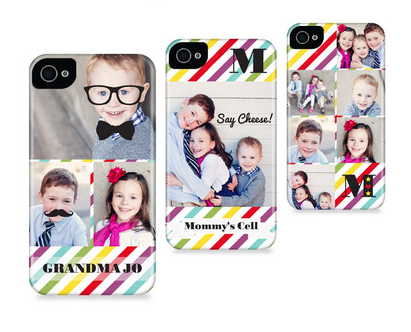Tiny Prints: Buy 1 Get 1 Free Mobile Cases (12/1 only!)
