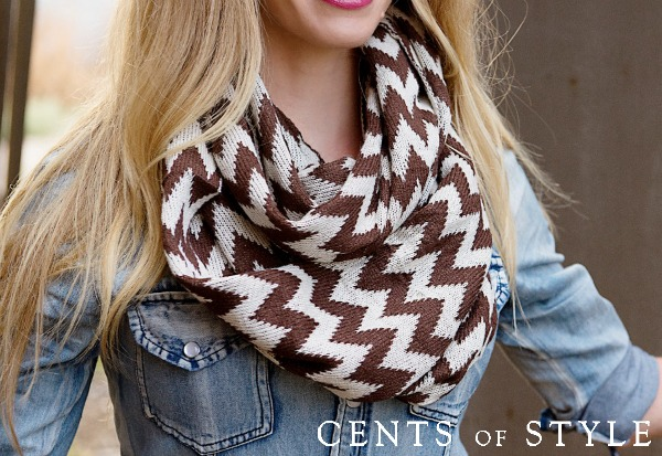 Winter Knit Scarves - $7.95 + FREE SHIPPING