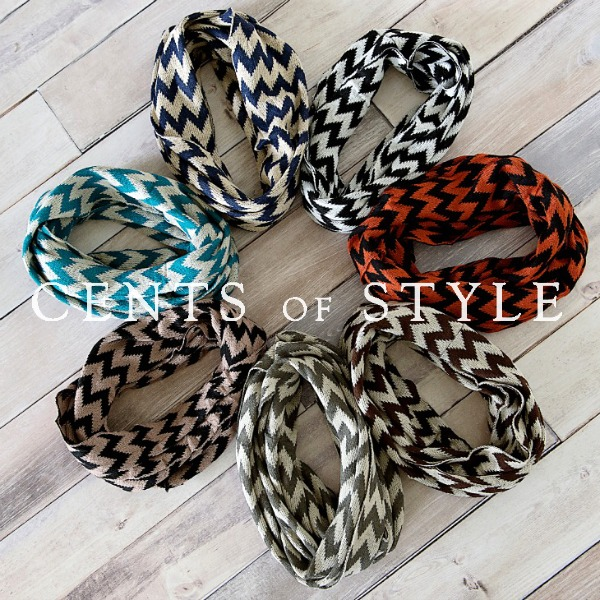 Winter Knit Scarves - $7.95+ FREE SHIPPING
