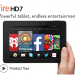 Kindle Fire HD7 - $109 (limited time)