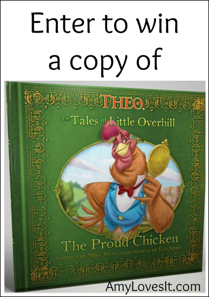 The Proud Chicken Giveaway
