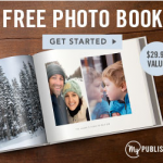 Free Hardcover Classic Photo Book from MyPublisher
