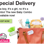New Baby Combo Pack from Mabel's Labels