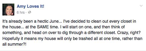 Facebook June 10