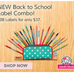 $5 off NEW Mabel's Labels Back to School Products