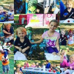 Cam and Meleah Birthday 2015