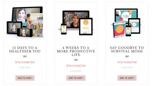 4 New Year, New You Courses for $4 | AmyLovesIt.com