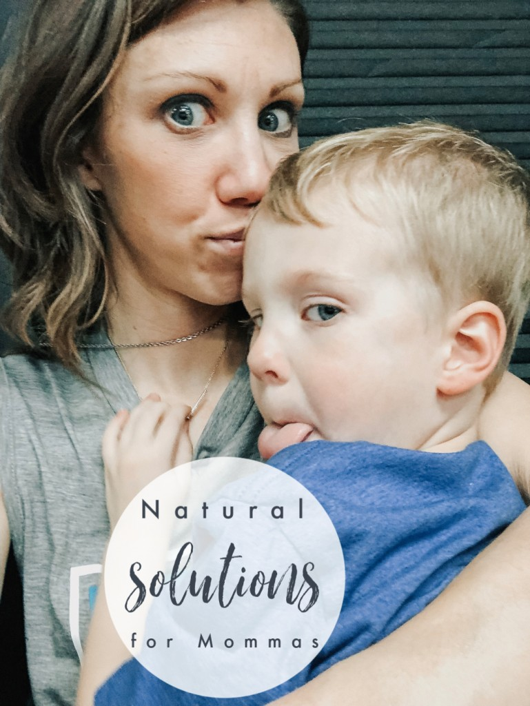 Natural Solutions for Mommas || AmyLovesIt.com