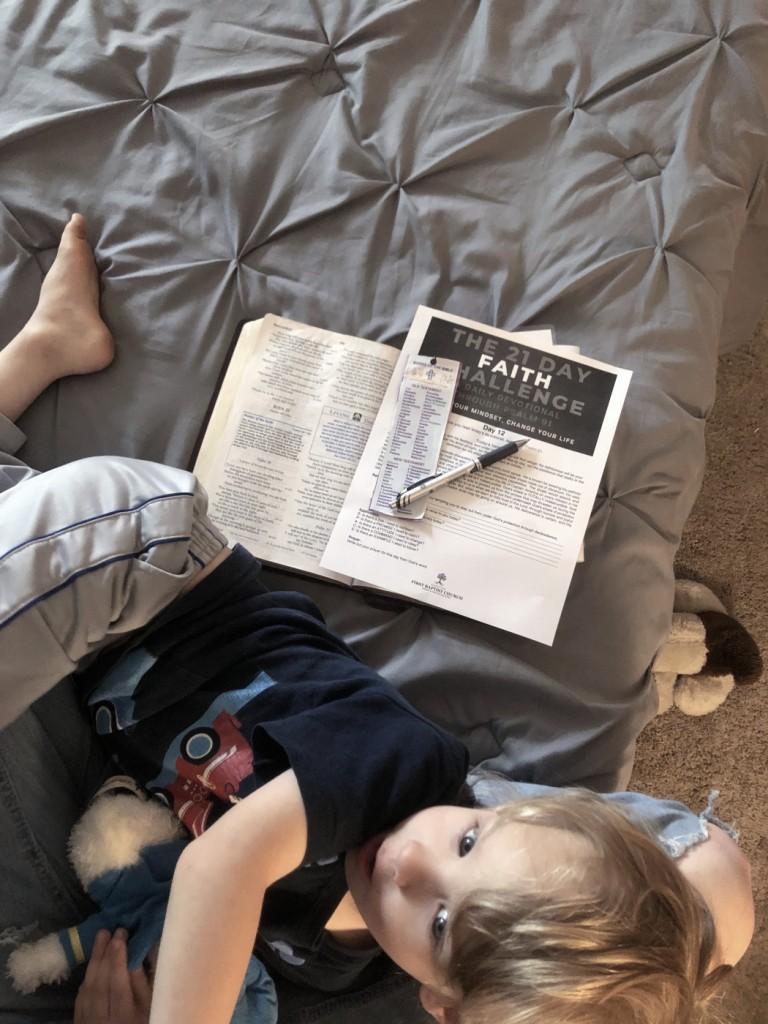 Psalm 91 21 Day Challenge Family Bible Study || AmyLovesIt.com